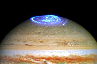 Изучен механизм полярного сияния Юпитера
