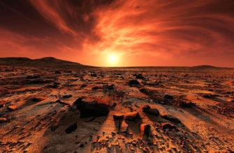 Исследование: горные породы Марса могут поддерживать микробную жизнь