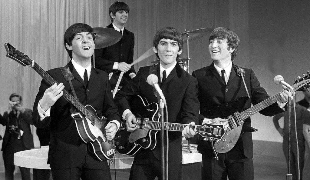 Британская группа The Beatles признана одной из величайших и наиболее успешных в истории