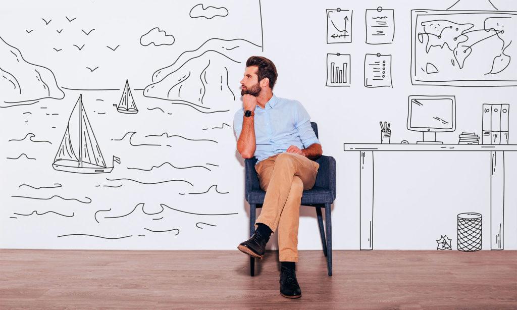 Психологи утверждают, что для успешной реализации мечты ее необходимо обязательно визуализировать
