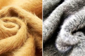 Чем отличается мех от шерсти?