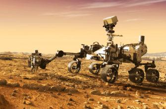 Марсоход Perseverance приступил к сбору образцов горных пород