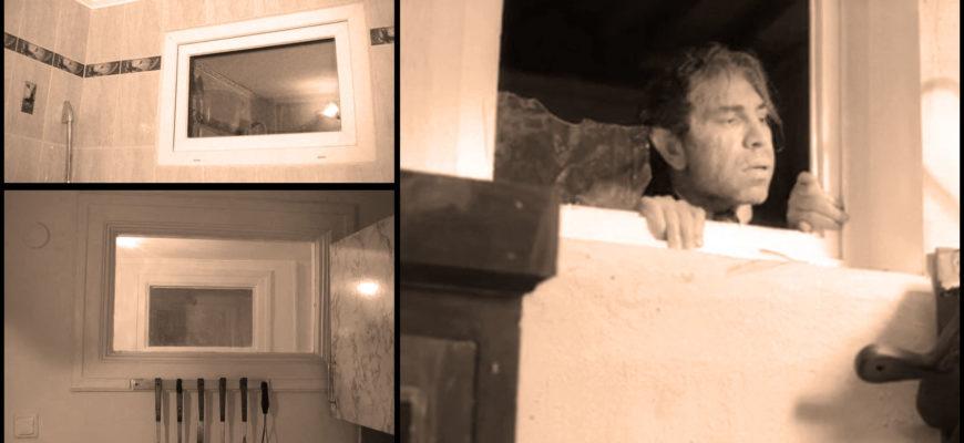 Зачем раньше было окно между ванной и кухней?