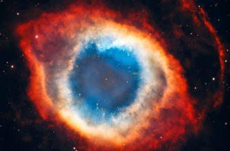 """Изучена природа планетарной туманности """"Хрустальный шар"""""""