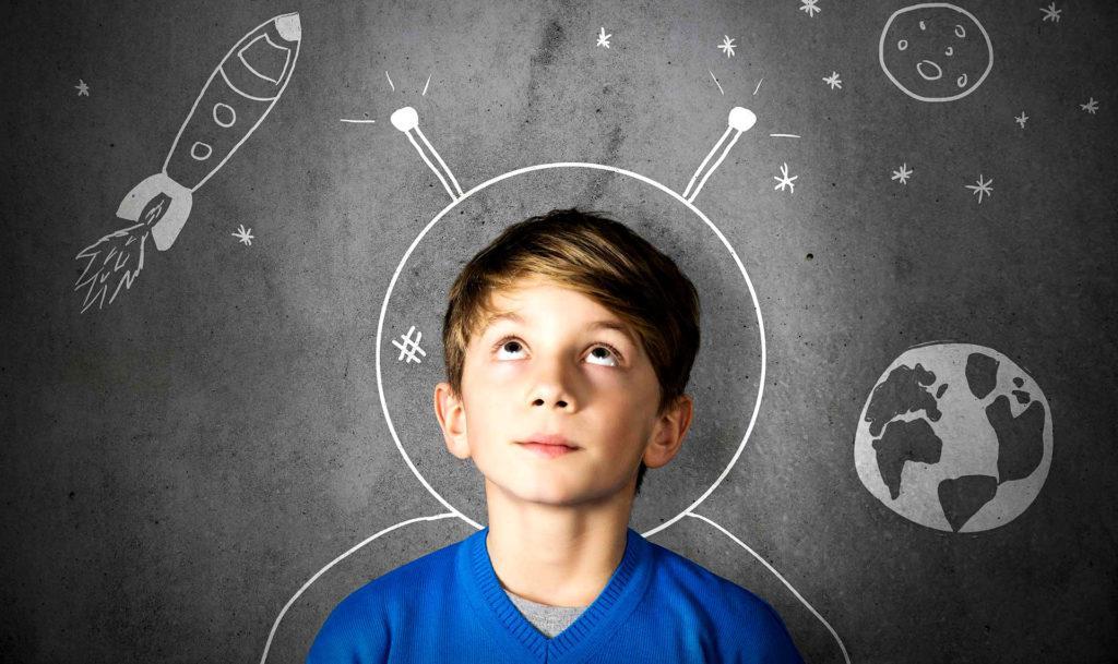В отличие от творческого воображения, мечта не включена в непосредственную деятельность
