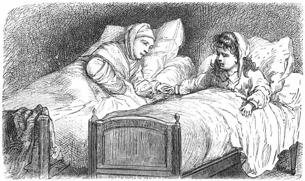 В 18-м веке распространенным был режим сна с перерывом на 2-3 часа посреди ночи