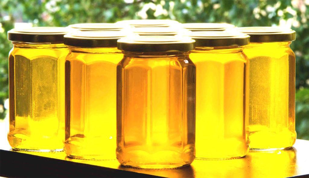 Топленое масло в жидком виде