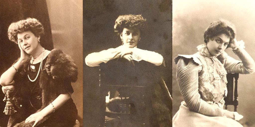 Знаменитая певица Анастасия Вяльцева, исполнительница русских романсов на пике их популярности в XX веке