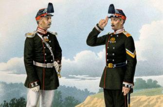 Почему раньше воинское приветствие отдавали двумя пальцами