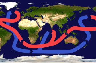 Выявлены причины изменения циркуляции океана