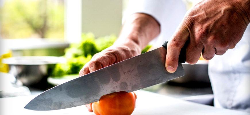 Какие ножи самые острые?
