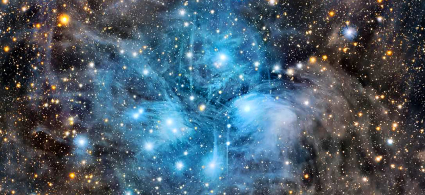 Обнаружено массивное звездное скопление в созвездии Щит
