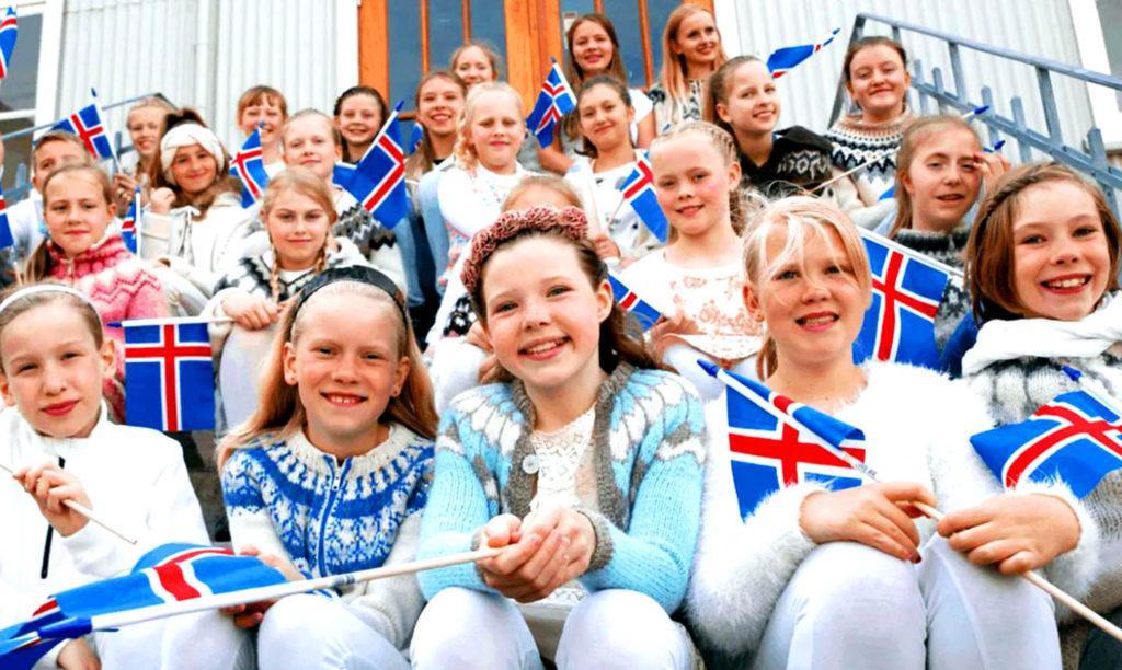 Этнически однородные нации крайне редки и встречаются в основном в отдалённых уголках мира (например Исландии)