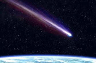 Замечена активность на самой большой из когда-либо обнаруженных комет