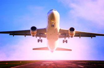 Почему после взлета двигатели самолета затихают, и, кажется, что он падает?