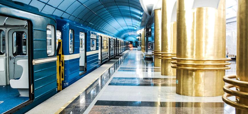 Как обогревают метро?