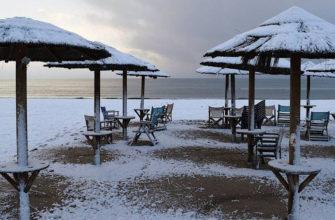 Есть ли песчаные пляжи за Полярным кругом?