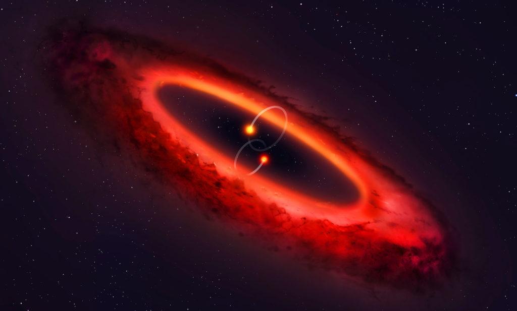 Протопланетный диск (газопылевой)