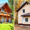 Чем отличается коттедж от дома?