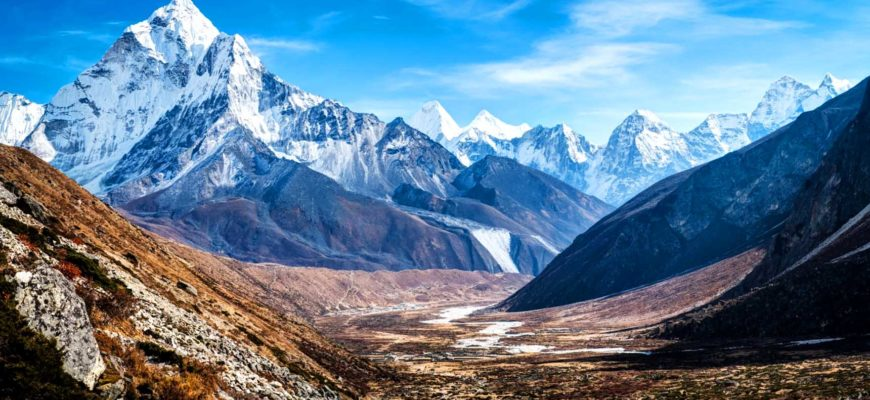 Как возникли Гималаи?