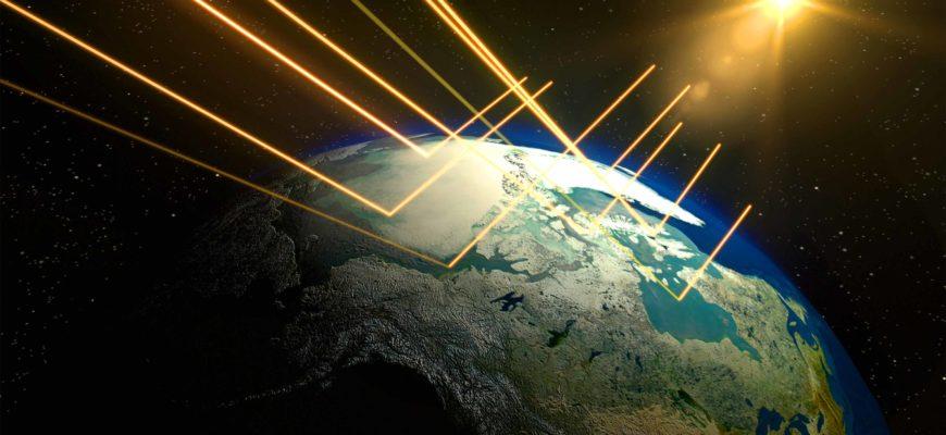 Изменения климата снизили яркость Земли – исследование