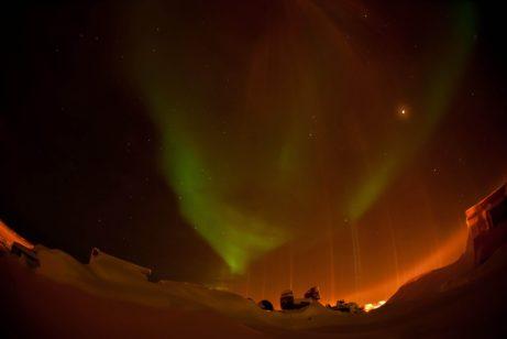 Северное сияние - что это, виды, как образуется, где происходит, фото и видео