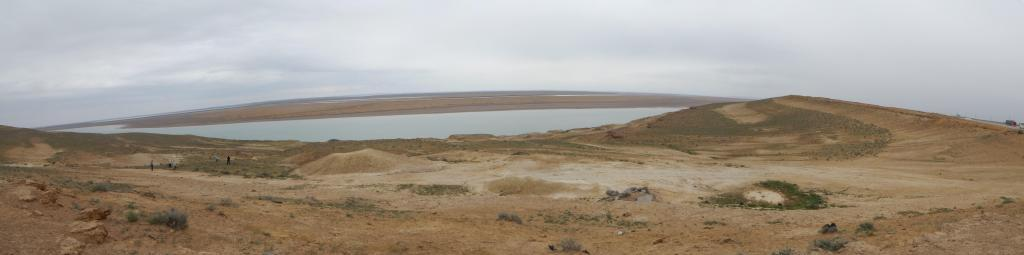 Река - Амударья