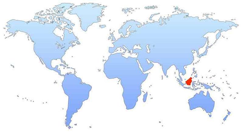 Остров - Калимантан