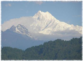 Канченджанга (Гималаи)