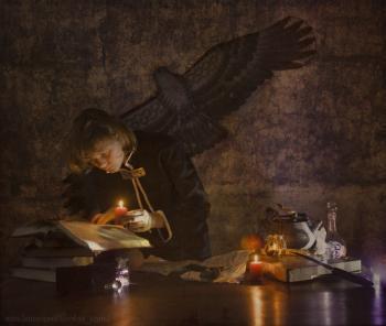 Средневековый ученый