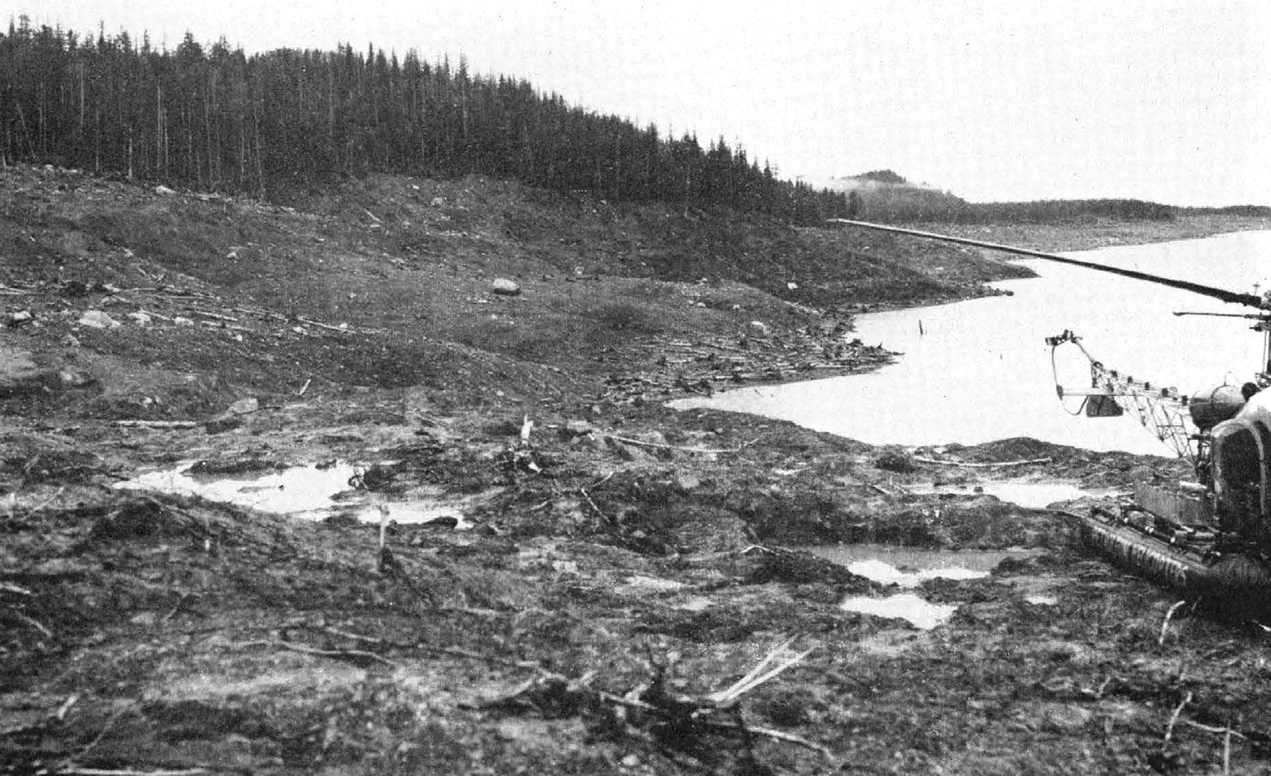 Цунами на Аляске (1958)