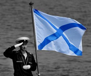 Почему у моряков Андреевский флаг?