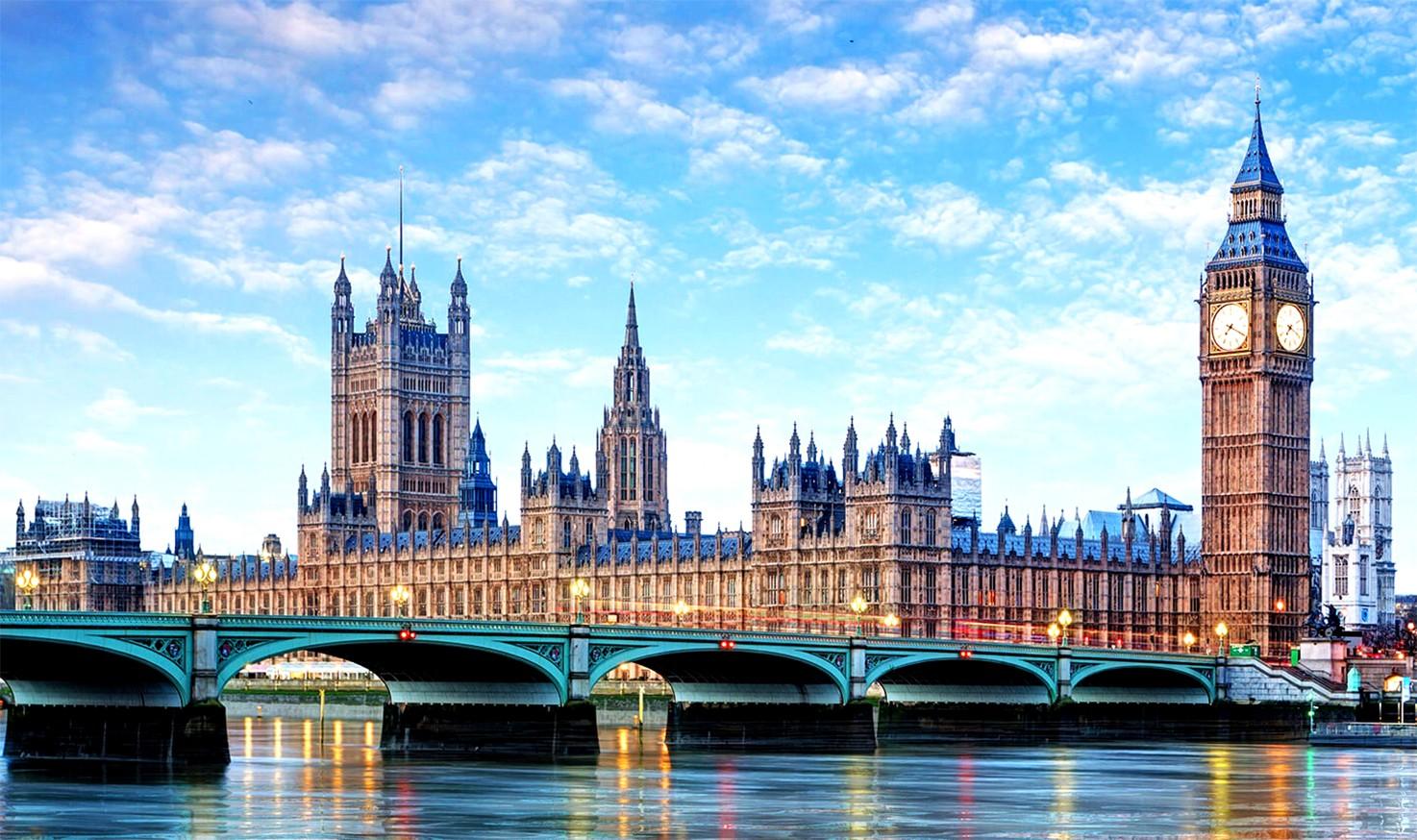 Чем отличается Англия от Великобритании?