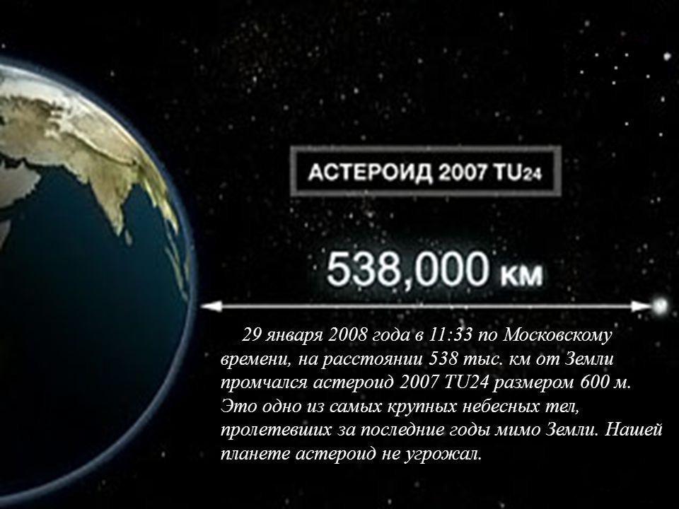 Астероид 2007 TU24