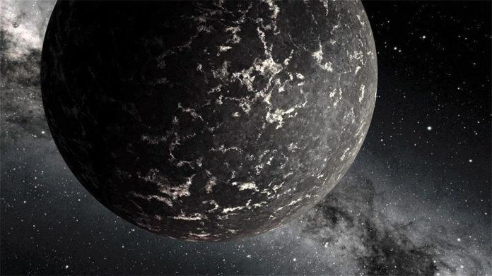 Астрономы обнаружили планету, аналогичную Земле, но без атмосферы