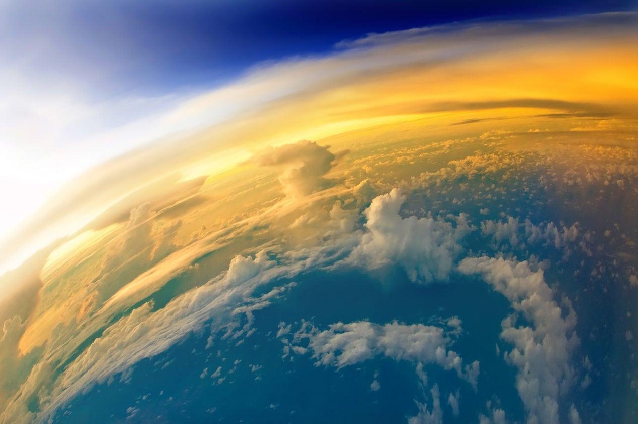 Кислород в атмосфере