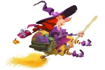 Бефана — мифологический персонаж, итальянский аналог Санта-Клауса