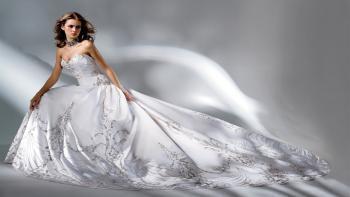 Почему свадебное платье - белое?