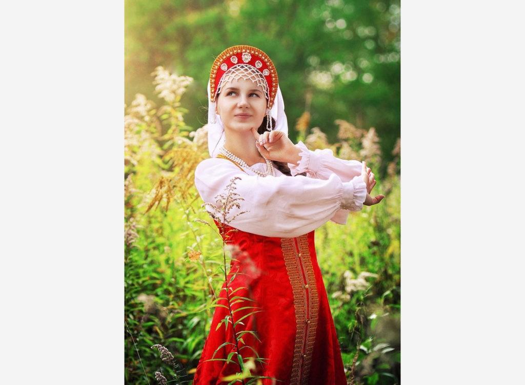 Славянская невеста