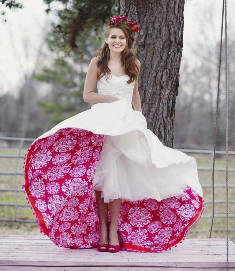 61fd99a4380 Почему свадебное платье белое  - Научно-популярный журнал  «Как и ...