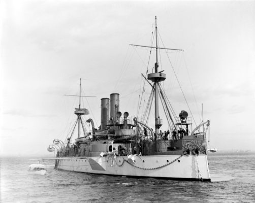 Броненосный крейсер «Мэн», англ. USS Maine, ACR-1
