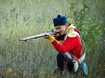 Так выглядел британский пехотинец - Крымская война