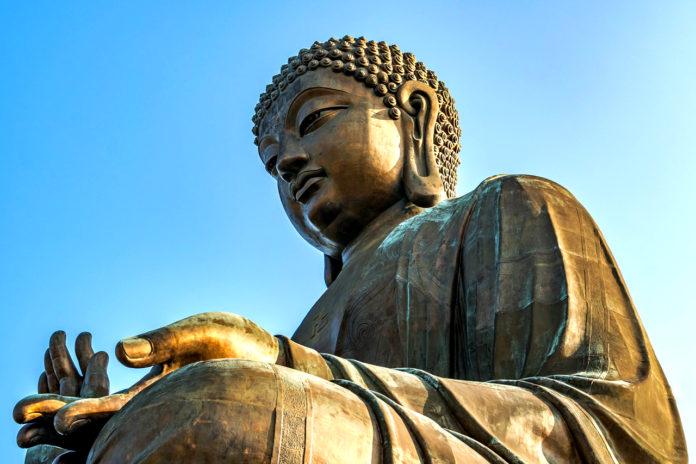 Почему у Будды большие уши?