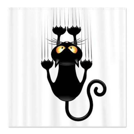 Почему кошки хорошо умеют падать?