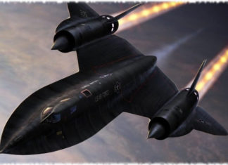 Самые быстрые военные самолёты в мире