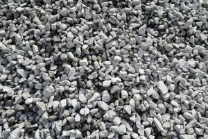 Используемый для производства асфальта щебень: гранитный, вулканический