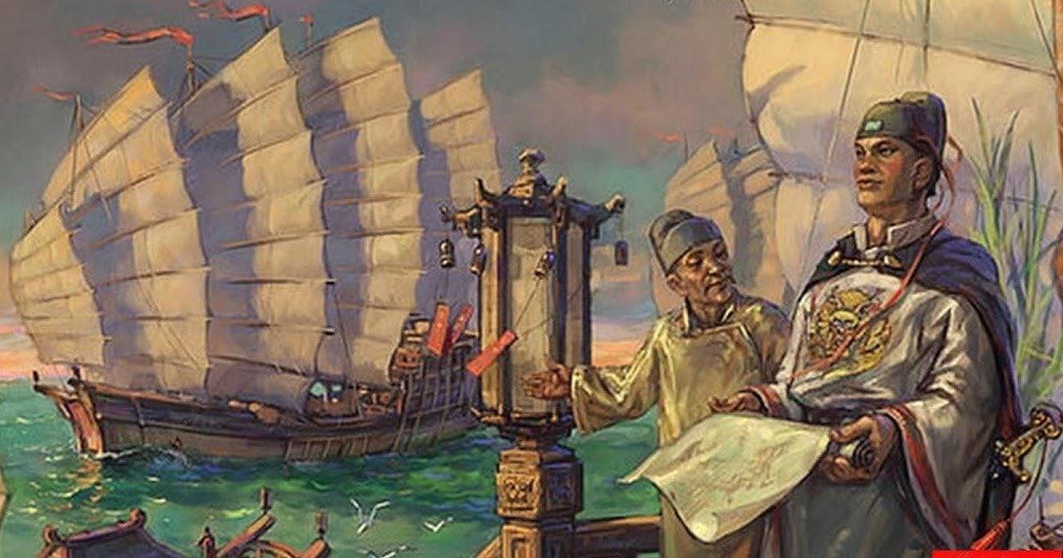 Китайские мореплаватели