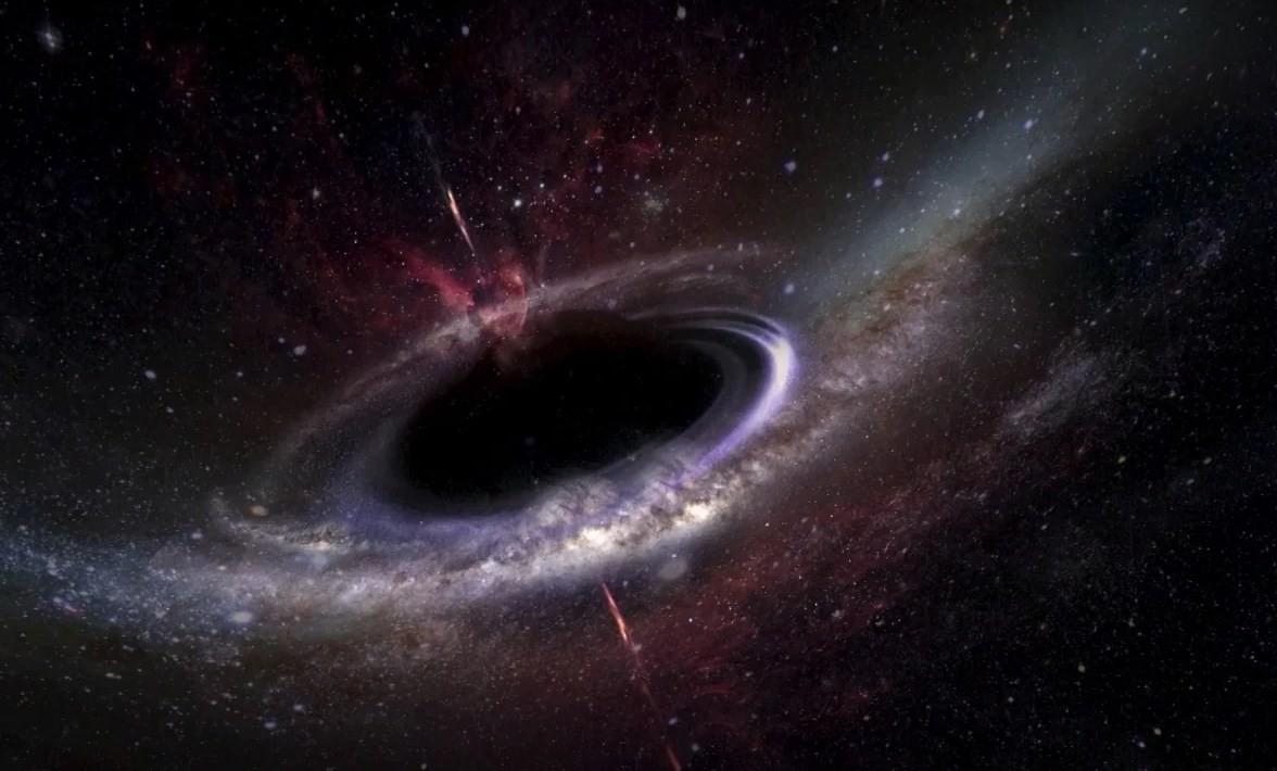 Черная дыра - что это, как выглядит, описание, строение, характеристики, фото и видео