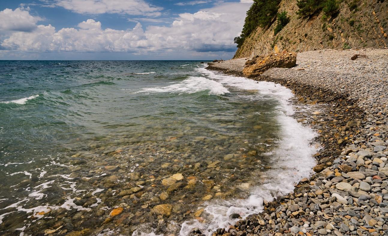 Черное море - описание, характеристики, граничащие страны, глубина, фото и видео