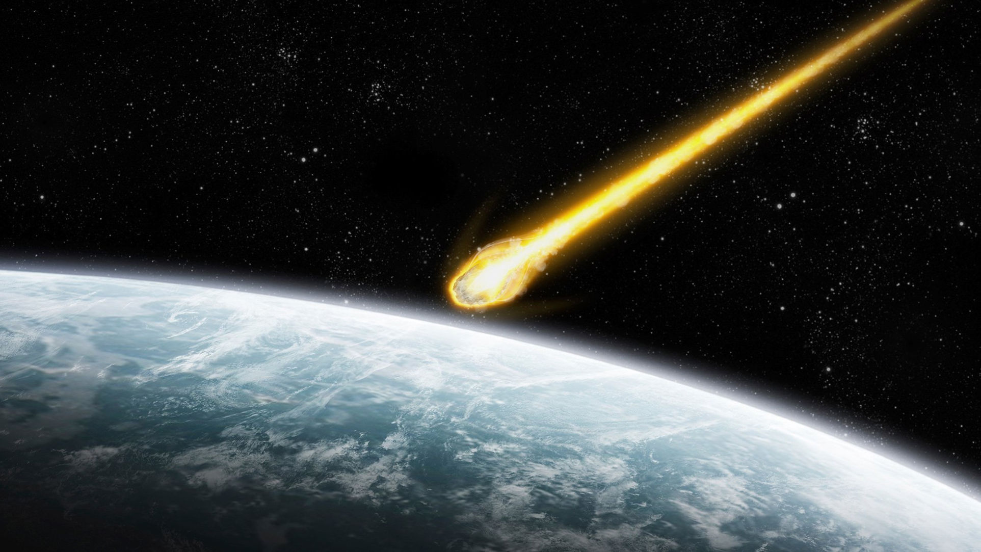 Что такое падающие звезды, метеориты и астероиды?